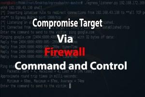 Bypass Firewall