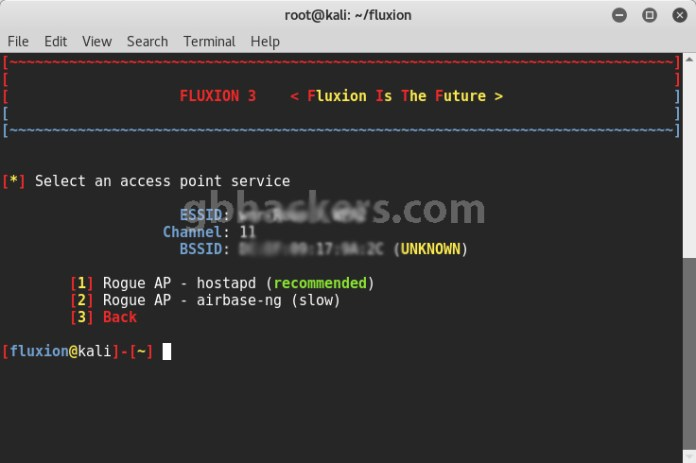 Fluxion  - Fluxion 12 1 - Cracking WPA/WPA2 Passwords in Minutes with Fluxion