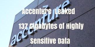 Accenture Data Leak