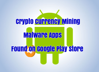 Crypto Currency Mining Malware