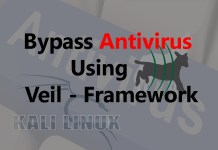 Bypassing an Antivirus