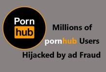 PornHub Users Hijacked
