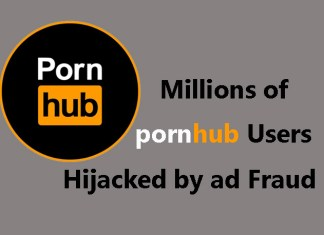 PornHub Users Hijacked