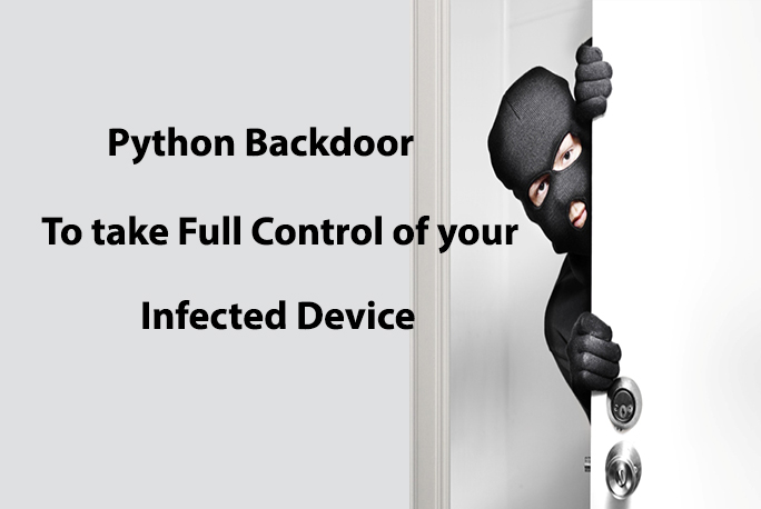 Python Backdoor Allows Hackers to Control Your Infected