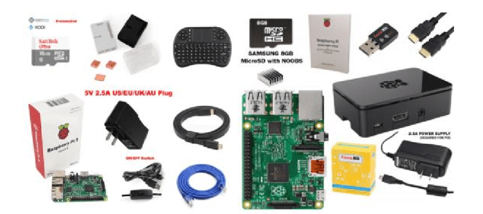 - ras - Building a Hacking Kit with Raspberry Pi and Kali Linux