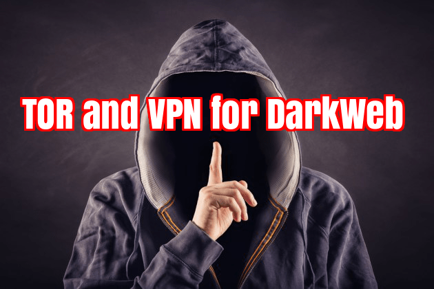 TOR and VPN Anonymous enough for Dark Web Anonymity
