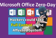 MS Office Zero-day