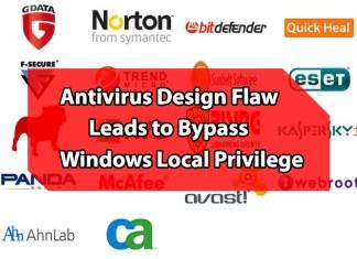 Windows Local Privilege