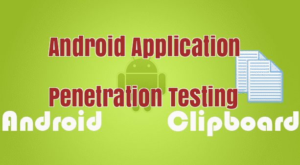 Android Application Penetration Testing