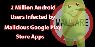 Malicious Google Play Store Apps