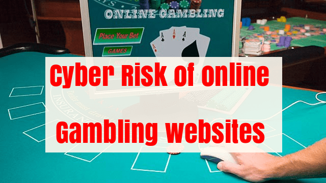 online Gambling  - OzQZl1511860953 - The Cyber Risk of online Gambling websites – Are Casinos Safe?