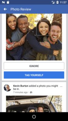 Facebook Will Alert you
