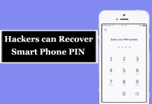 Recover Smart Phone PIN