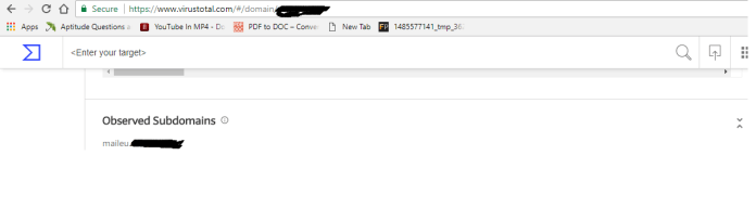 - Screenshot 501 - Email Spoofing – Exploiting Open Relay configured Public mailservers