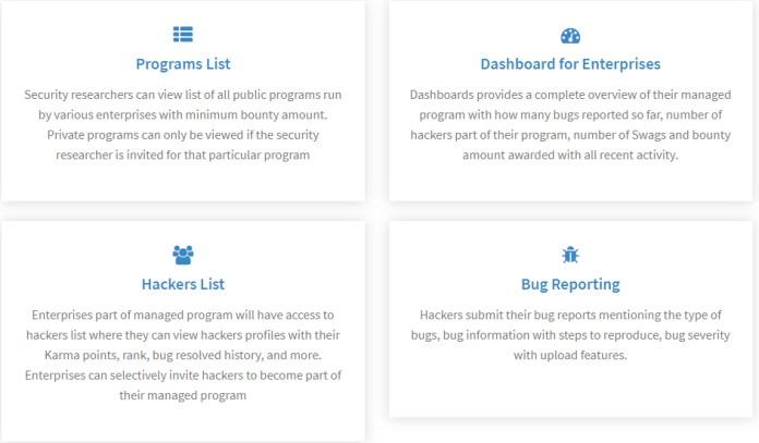 SafeHats  - company - The Best and Leading Bug Bounty Program