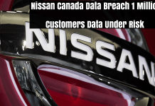 Nissan Canada Data Breach