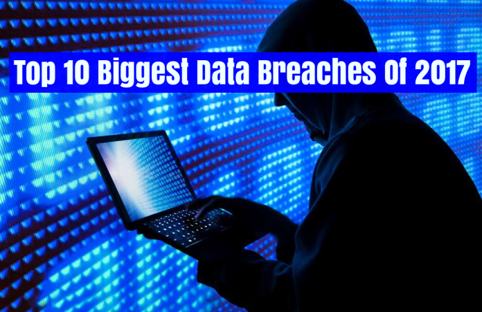 Top 10 Biggest Data Breaches