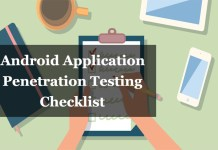 Android Checklist