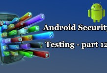 Android Security Checklist