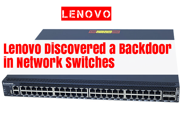 lenovo backdoor