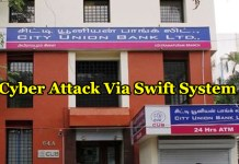 City Union Bank Cyber Attack