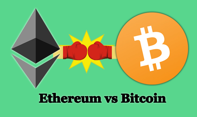 Ethereum vs. Bitcoin: Which Is The Better Second Half 2017 ...