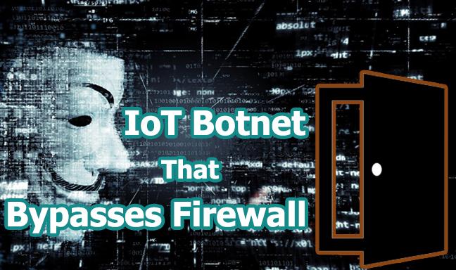 IoT Backdoor