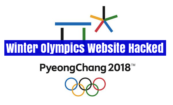 Winter Olympics Website Hacked