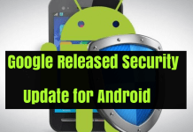 Security Update for Android