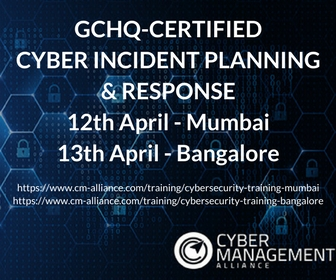 GCHQ-Certified Cyber Incident Program