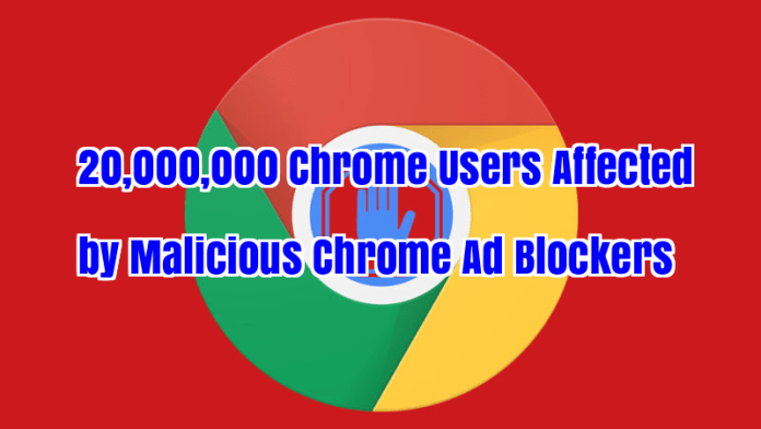 Fake Ad Blockers