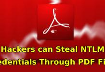 NTLM Credentials