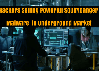 SquirtDanger Malware