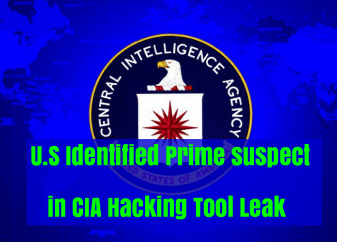 CIA Vault 7 Hacking Tool  - BTxBO1526543618 - U.S Finally Identified Suspect who Involved in the CIA Vault 7 Hacking Tool
