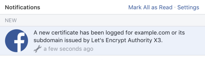 Facebook phishing detection tool