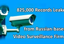 Russian-based video surveillance