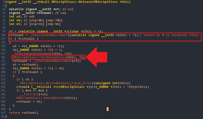 - rot - Internet Explorer (IE) Zero-day Vulnerability to Perform Remote Hacking