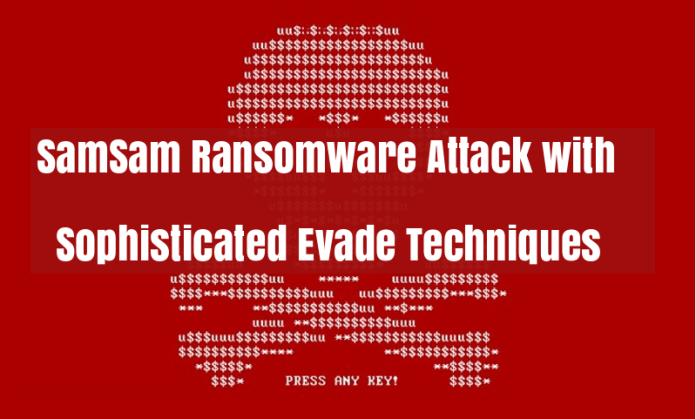 SamSam Ransomware Attack  - BHxlc1529447336 - New Version of SamSam Ransomware Attack Specifically Targeted Victims