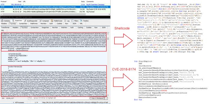 - CVE 2018 8174 monero miner 3 - Internet Explorer (IE) RCE Flaw in Rig Exploit Kit to Hack Windows PC