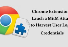 Malicious Chrome Extension