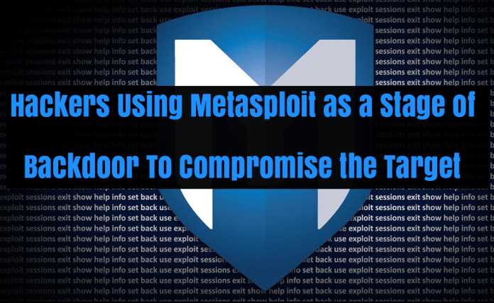 Metasploit Backdoor