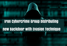 Iron Cybercrime Group