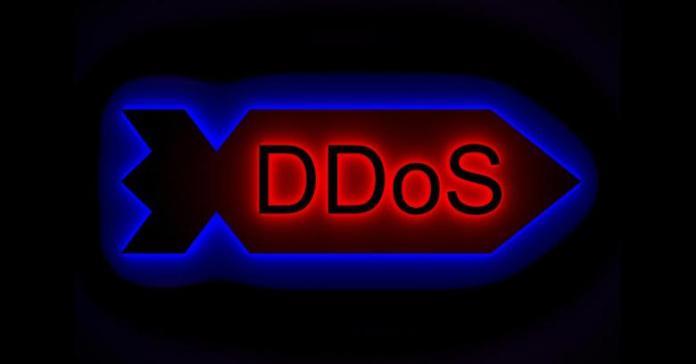 heavy DDoS Attack