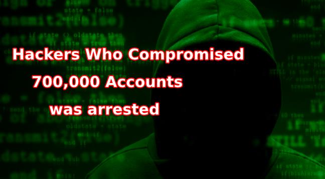 two hackers  - two hackers - Two Hackers Who Compromised 700,000 Online Accounts