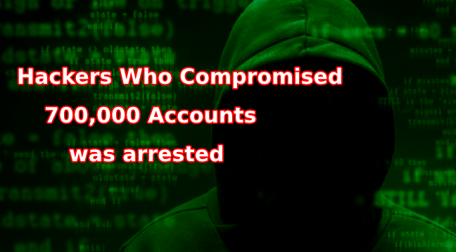 two hackers  - two hackers - Two Hackers Who Compromised 700,000 Online Accounts