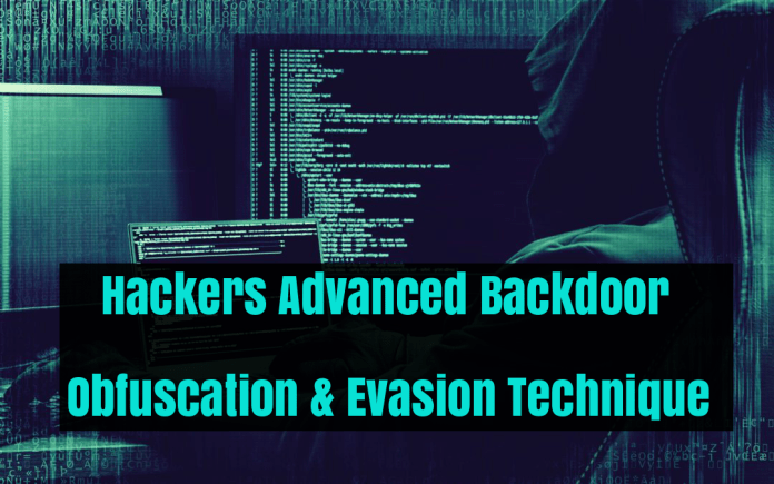 Advanced Backdoor  - Advanced Backdoor - Most Advanced Backdoor Obfuscation and Evasion Technique
