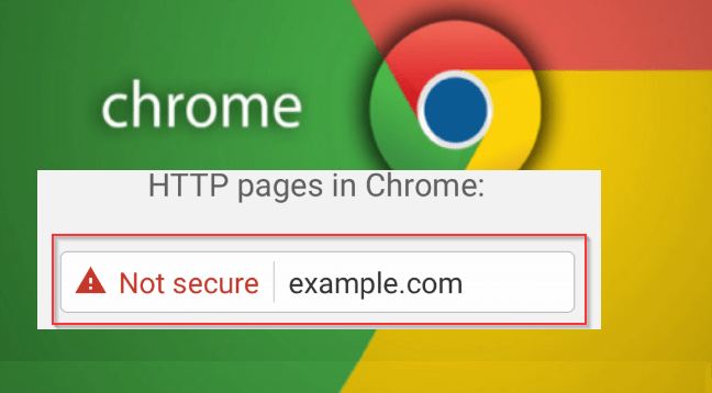 Google Chrome 68 to Show Not Secure For HTTP Sites and Fix