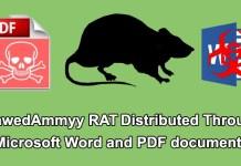 FlawedAmmyy RAT