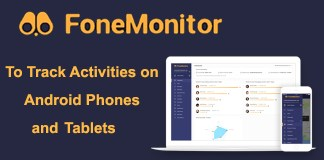 FoneMonitor Application