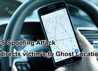 GPS spoofing Attack